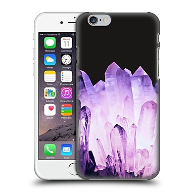 Official Monika Strigel Pure Crystal Purple Hard Back Case For Apple Iphone 6 / 6S