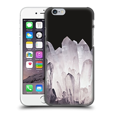 Official Monika Strigel Pure Crystal Silver Hard Back Case For Apple Iphone 6 / 6S