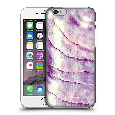 Official Monika Strigel Pastel Seashell Lavander Hard Back Case For Apple Iphone 6 / 6S