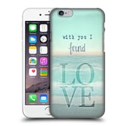 Official Monika Strigel Summer Love With You Hard Back Case For Apple Iphone 6 / 6S