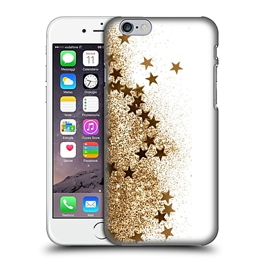 Official Monika Strigel Shaky Stars Gold 3 Hard Back Case For Apple Iphone 6 / 6S