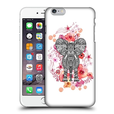 Official Monika Strigel Animals And Flowers Elephant Aztec Hard Back Case For Apple Iphone 6 Plus / 6S Plus