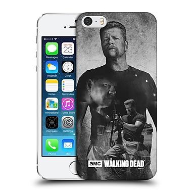 Official Amc The Walking Dead Exposure Abraham Hard Back Case For Apple Iphone 5 / 5S / Se