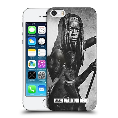 Official Amc The Walking Dead Exposure Michonne Hard Back Case For Apple Iphone 5 / 5S / Se