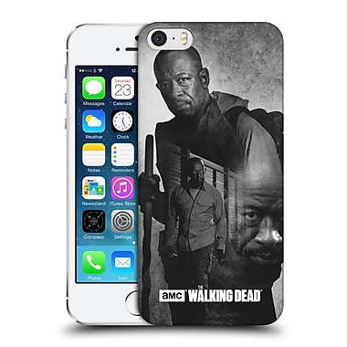 Official Amc The Walking Dead Exposure Morgan Hard Back Case For Apple Iphone 5 / 5S / Se