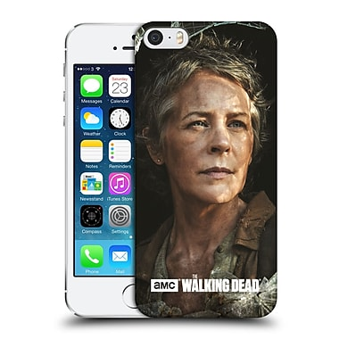 Official Amc The Walking Dead Filtered Characters Carol Hard Back Case For Apple Iphone 5 / 5S / Se
