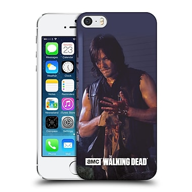 Official Amc The Walking Dead Filtered Characters Daryl Hard Back Case For Apple Iphone 5 / 5S / Se