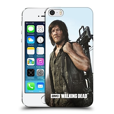 Official Amc The Walking Dead Filtered Characters Daryl Crossbow Hard Back Case For Apple Iphone 5 / 5S / Se