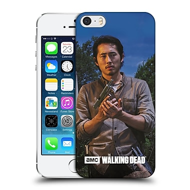 Official Amc The Walking Dead Filtered Characters Glenn Hard Back Case For Apple Iphone 5 / 5S / Se