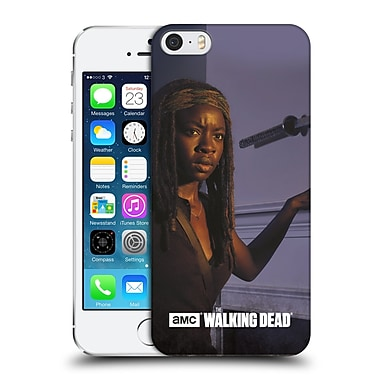 Official Amc The Walking Dead Filtered Characters Michonne Hard Back Case For Apple Iphone 5 / 5S / Se