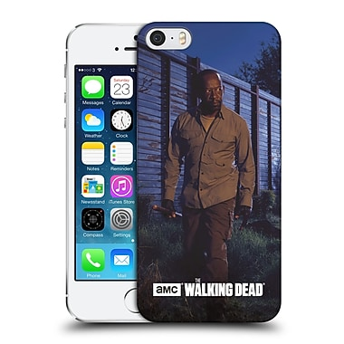 Official Amc The Walking Dead Filtered Characters Morgan Hard Back Case For Apple Iphone 5 / 5S / Se