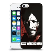 Official Amc The Walking Dead Gore Blood Bath Daryl Hard Back Case For Apple Iphone 5 / 5S / Se