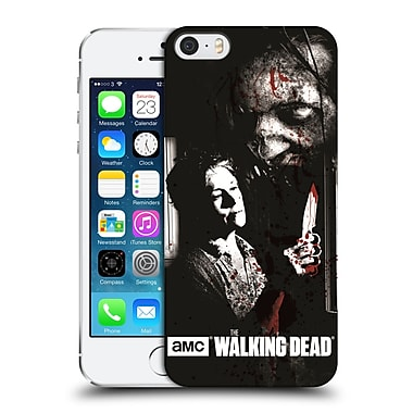 Official Amc The Walking Dead Gore Fearless Carol Hard Back Case For Apple Iphone 5 / 5S / Se