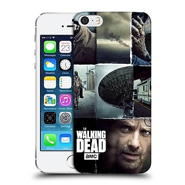 Official Amc The Walking Dead Logo Key Art Vertical Hard Back Case For Apple Iphone 5 / 5S / Se