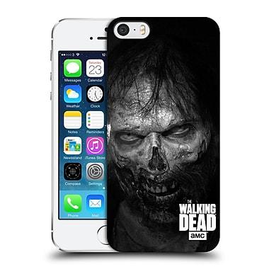 Official Amc The Walking Dead Logo Stare Hard Back Case For Apple Iphone 5 / 5S / Se