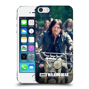 Official Amc The Walking Dead Daryl Dixon Bike Ride Hard Back Case For Apple Iphone 5 / 5S / Se