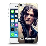 Official Amc The Walking Dead Daryl Dixon Half Body Hard Back Case For Apple Iphone 5 / 5S / Se