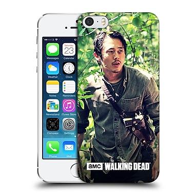 Official Amc The Walking Dead Glenn Rhee Woods Hard Back Case For Apple Iphone 5 / 5S / Se