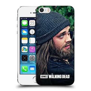 Official Amc The Walking Dead Jesus Profile Hard Back Case For Apple Iphone 5 / 5S / Se