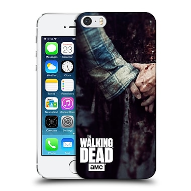 Official Amc The Walking Dead Key Art Hold Hands Hard Back Case For Apple Iphone 5 / 5S / Se