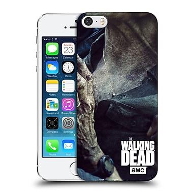 Official Amc The Walking Dead Key Art Necklace Hard Back Case For Apple Iphone 5 / 5S / Se