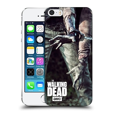 Official Amc The Walking Dead Key Art Walker In Chains Hard Back Case For Apple Iphone 5 / 5S / Se