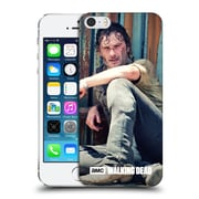 Official Amc The Walking Dead Rick Grimes On The Ground Hard Back Case For Apple Iphone 5 / 5S / Se