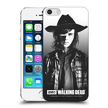 Official Amc The Walking Dead Filtered Portraits Carl Hard Back Case For Apple Iphone 5 / 5S / Se