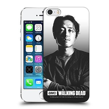 Official Amc The Walking Dead Filtered Portraits Glenn Hard Back Case For Apple Iphone 5 / 5S / Se