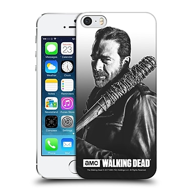 Official Amc The Walking Dead Filtered Portraits Negan Hard Back Case For Apple Iphone 5 / 5S / Se
