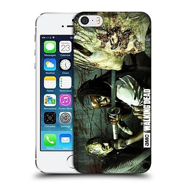Official Amc The Walking Dead Walker Character Michonne Hard Back Case For Apple Iphone 5 / 5S / Se