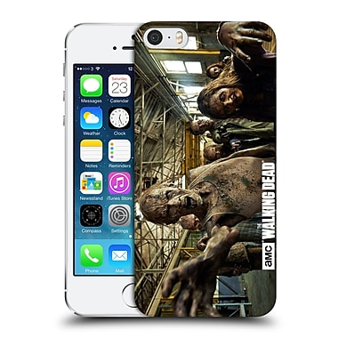 Official Amc The Walking Dead Walker Character Walker Chase Hard Back Case For Apple Iphone 5 / 5S / Se