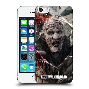 Official Amc The Walking Dead Walkers Hungry Hard Back Case For Apple Iphone 5 / 5S / Se