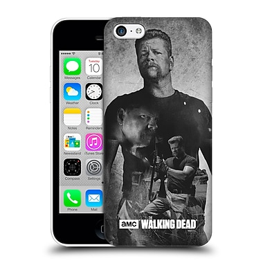 Official Amc The Walking Dead Exposure Abraham Hard Back Case For Apple Iphone 5C