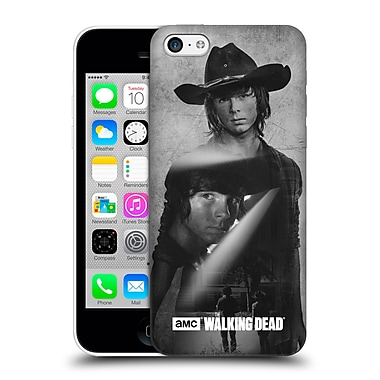 Official Amc The Walking Dead Exposure Carl Hard Back Case For Apple Iphone 5C