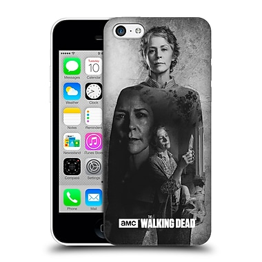 Official Amc The Walking Dead Exposure Carol Hard Back Case For Apple Iphone 5C