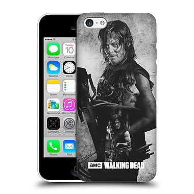 Official Amc The Walking Dead Exposure Daryl Hard Back Case For Apple Iphone 5C