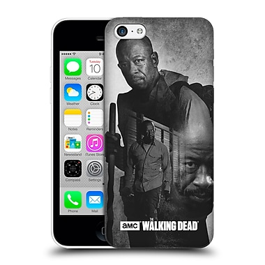 Official Amc The Walking Dead Exposure Morgan Hard Back Case For Apple Iphone 5C