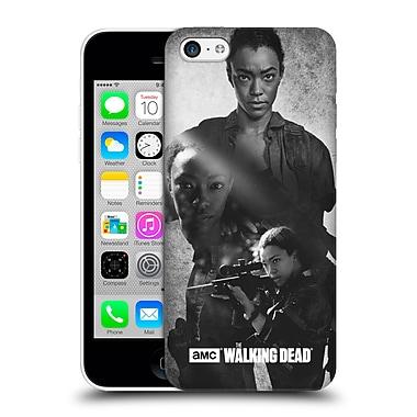 Official Amc The Walking Dead Exposure Sasha Hard Back Case For Apple Iphone 5C