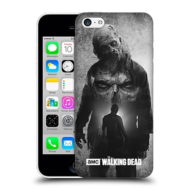 Official Amc The Walking Dead Exposure Walker Hard Back Case For Apple Iphone 5C