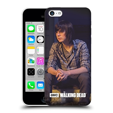 Official Amc The Walking Dead Filtered Characters Carl Hard Back Case For Apple Iphone 5C