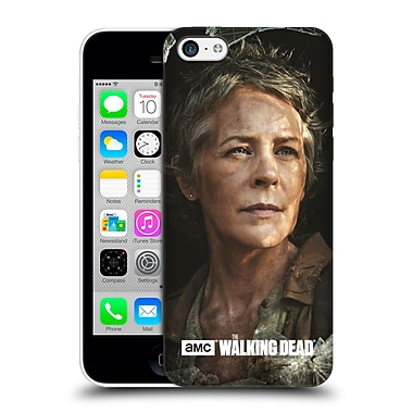 Official Amc The Walking Dead Filtered Characters Carol Hard Back Case For Apple Iphone 5C