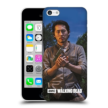 Official Amc The Walking Dead Filtered Characters Glenn Hard Back Case For Apple Iphone 5C