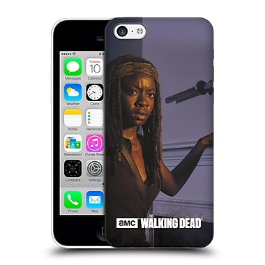 Official Amc The Walking Dead Filtered Characters Michonne Hard Back Case For Apple Iphone 5C