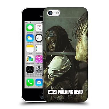 Official Amc The Walking Dead Filtered Characters Michonne Katana Hard Back Case For Apple Iphone 5C