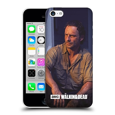 Official Amc The Walking Dead Filtered Characters Rick Hard Back Case For Apple Iphone 5C