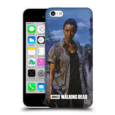 Official Amc The Walking Dead Filtered Characters Sasha Hard Back Case For Apple Iphone 5C
