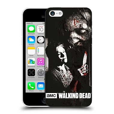 Official Amc The Walking Dead Gore Fearless Carol Hard Back Case For Apple Iphone 5C