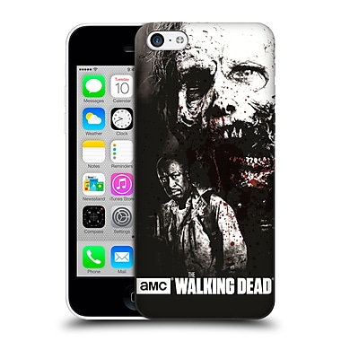 Official Amc The Walking Dead Gore Morgan And Lurker Hard Back Case For Apple Iphone 5C
