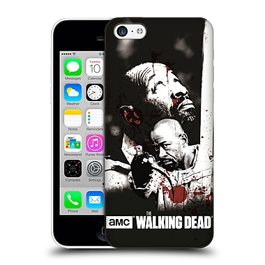 Official Amc The Walking Dead Gore Morgan Hard Back Case For Apple Iphone 5C